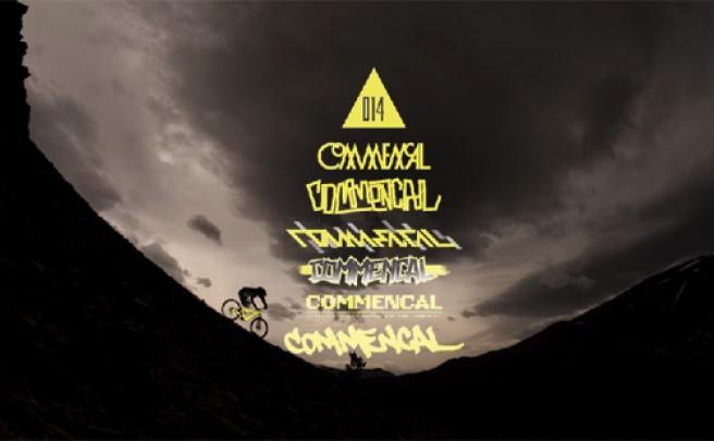 Video: Toda la gama de Commencal para la temporada 2014... en acción
