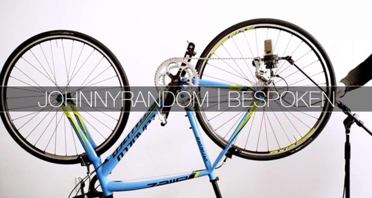 """Video: """"Bespoken"""", haciendo música con una bicicleta"""