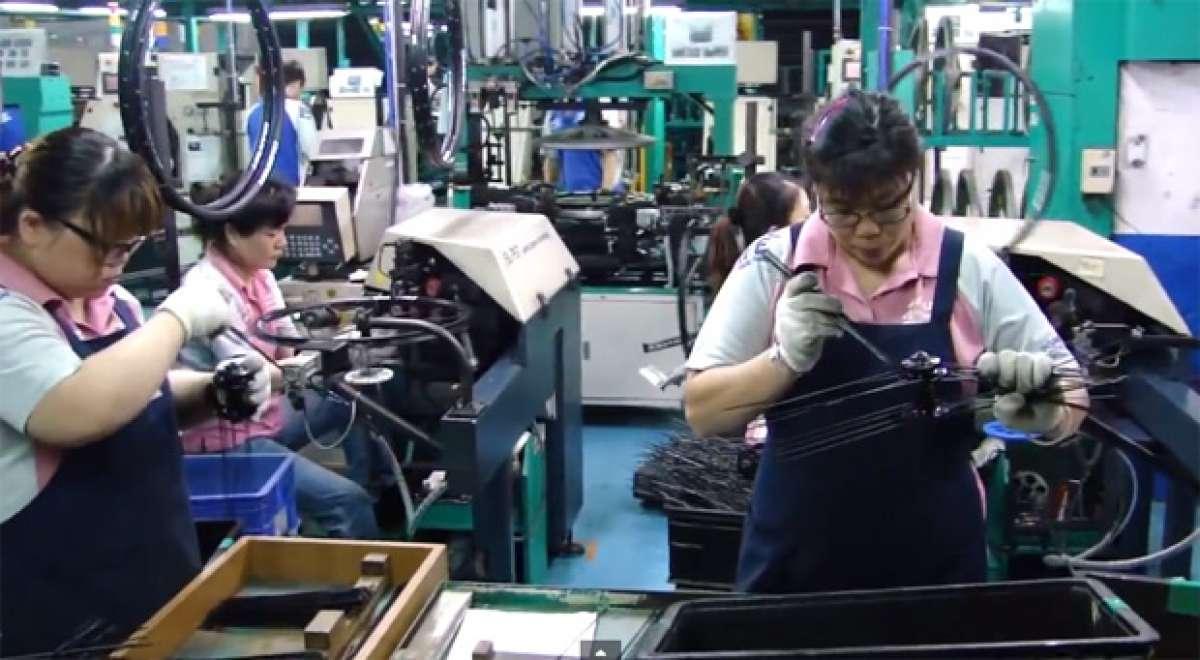 ¿Cómo se fabrica una bicicleta Giant? Una visita a la factoría de Giant en Taiwan
