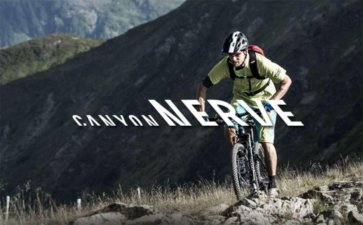 Las nuevas Canyon Nerve CF, Nerve AL, Nerve AL 29 y Nerve Woman de 2014 en acción