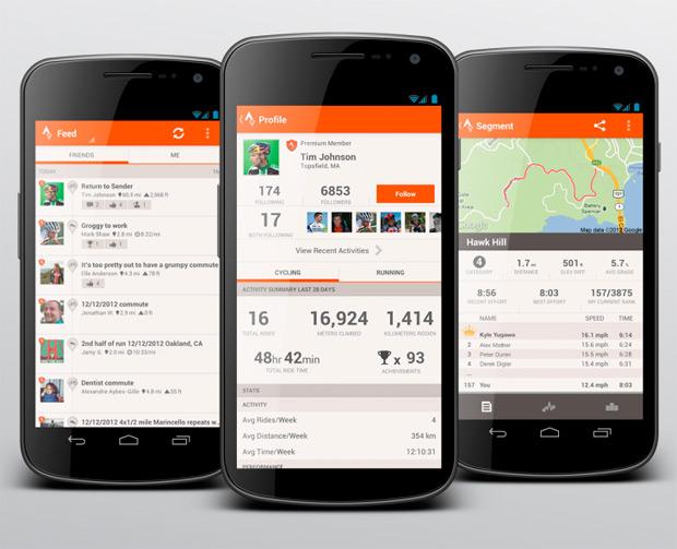Nueva actualización con 'Auto Pause' para la aplicación móvil de Strava