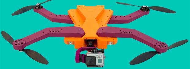 AirDog, un 'drone' para cámaras de acción que nos seguirá allá donde rodemos