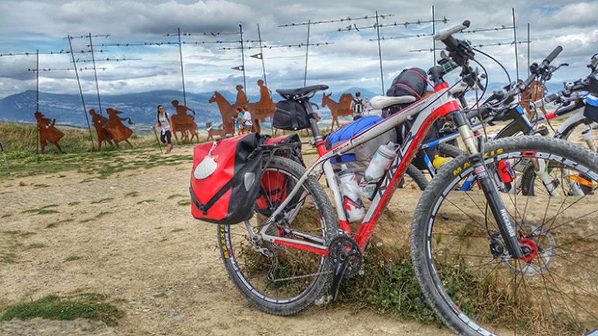 La foto del día en TodoMountainBike: 'El Alto del Perdón'