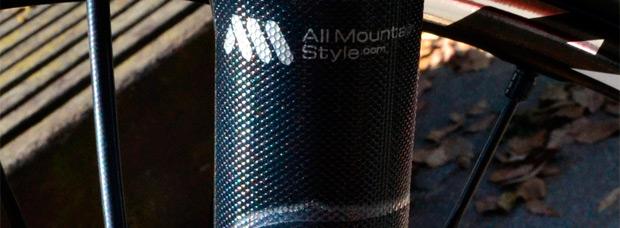 AMS Honeycomb Fork Guard, un nuevo protector adhesivo para horquillas de suspensión