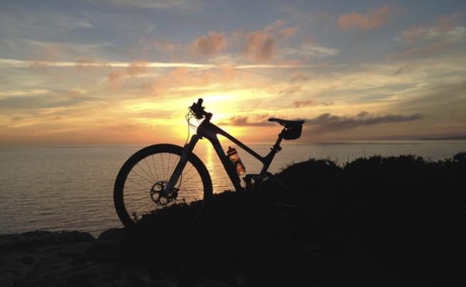 La foto del día en TodoMountainBike: 'Cala Blava (Mallorca)'