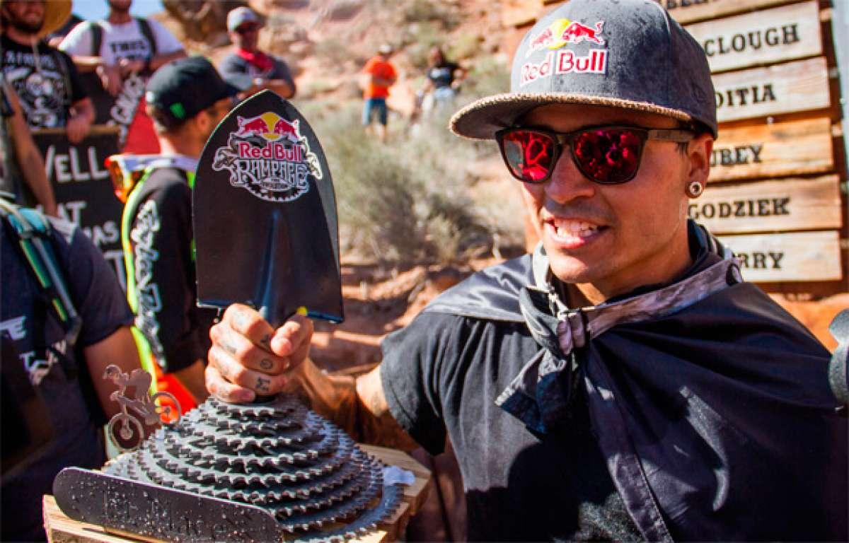 Los mejores momentos de Andreu Lacondeguy, el primer piloto español que se proclama campeón de la Red Bull Rampage