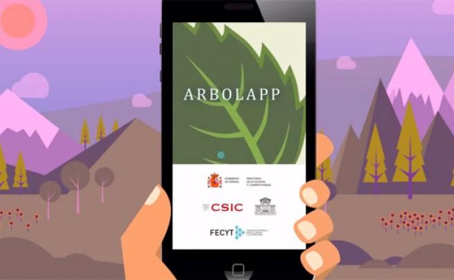 ArbolApp, una aplicación gratuita para conocer los árboles que encontramos en nuestras rutas