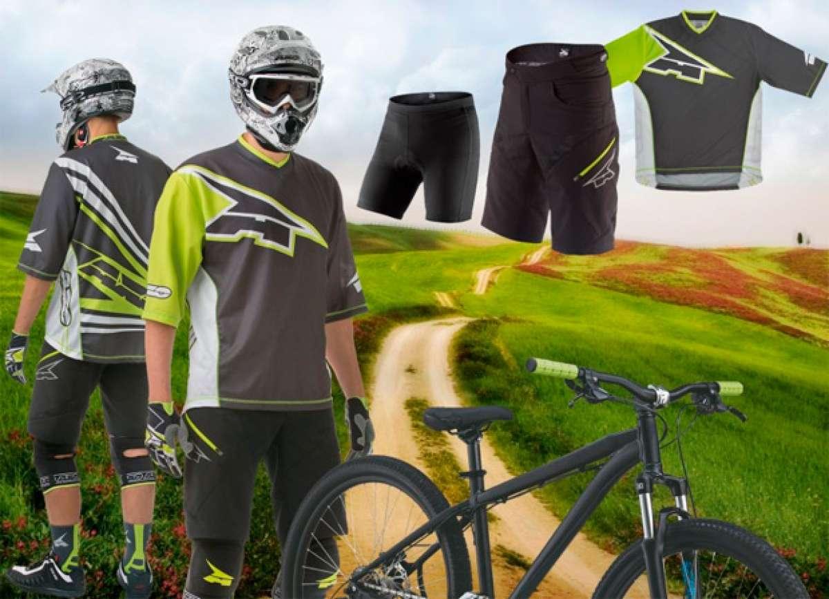 AXO Rocket, un nuevo conjunto de ropa técnica para apasionados del ciclismo