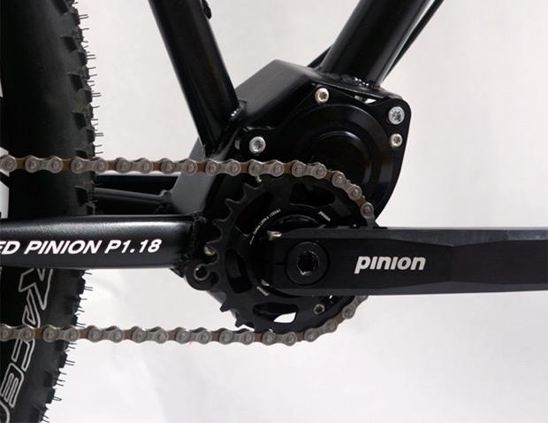 Axxis Bikes: Las bicicletas con sistema integrado de transmisión Pinion llegan a España