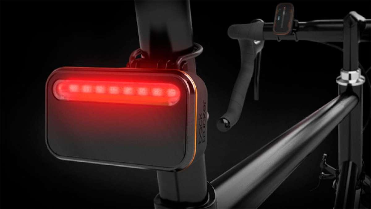 Backtracker: Un radar de proximidad trasero para mejorar la seguridad de los ciclistas en carretera