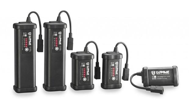 Nuevas baterías Smart Core: Más autonomía para los focos de Lupine