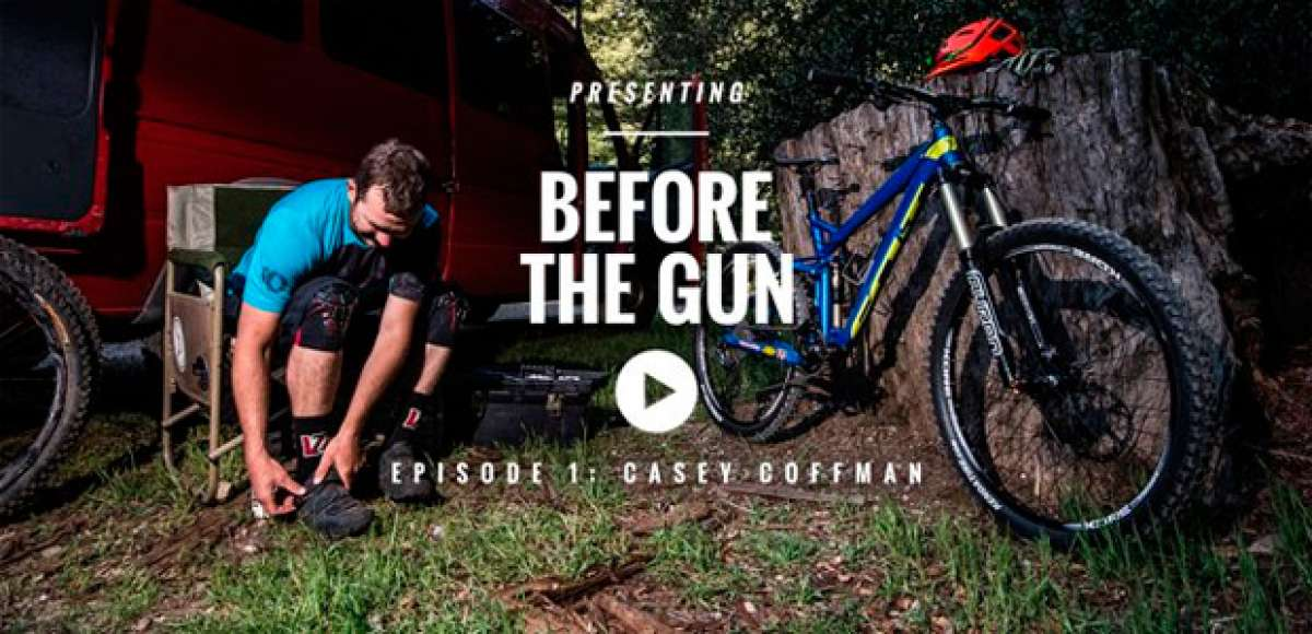 """Before The Gun"", un día rodando con Casey Coffman y su Felt Compulsion 10"