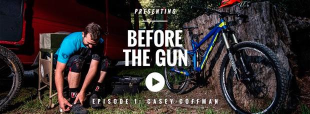 'Before The Gun', un día rodando con Casey Coffman y su Felt Compulsion 10
