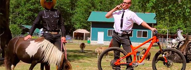 Las nuevas bicicletas con suspensión 'GiddyUp' de Transition para la temporada 2015