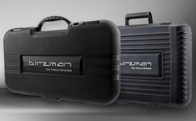 Nuevas y completas cajas de herramientas Birzman para viaje y para taller