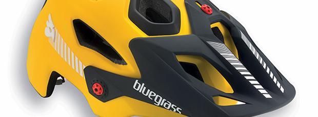 Golden Eyes HES: El nuevo casco para Enduro de la firma Bluegrass Eagle