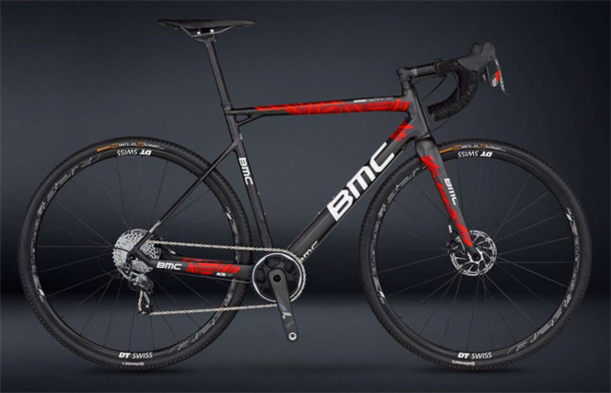 BMC CX01 2015: El retorno de la 'todocamino' más guerrera de BMC