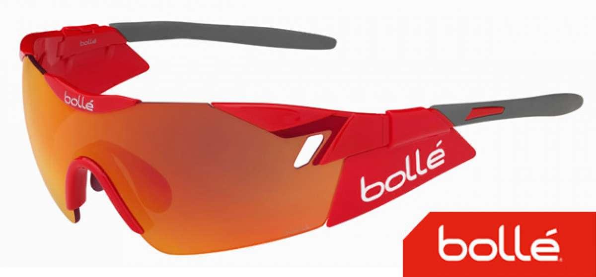 Bollé 6th Sense: Unas gafas para ciclistas que se adaptan a cualquier postura de conducción