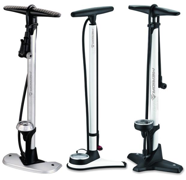 Nueva gama de bombas de aire para bicicletas de Merida Bikes