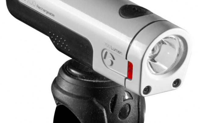 Bontrager Ion 700 USB: Una luz delantera de alta autonomía y bajo precio