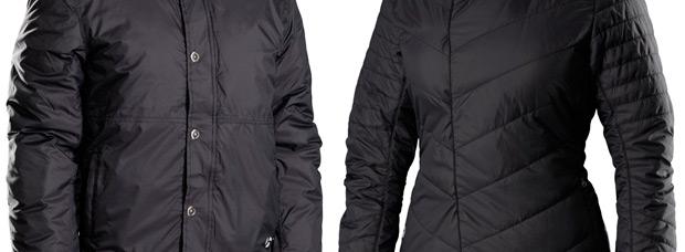 Bontrager Marquette y Bontrager Earhart, dos chaquetas invernales para usar sobre la bicicleta... y fuera de ella