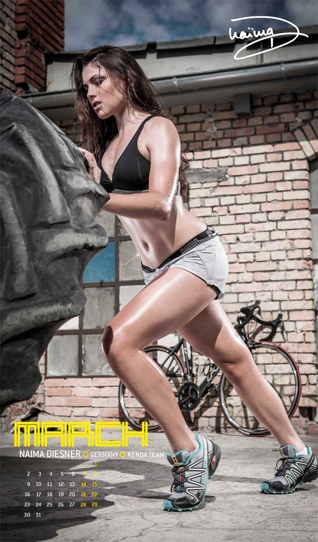CyclePassion 2015: La nueva edición del calendario más sensual del ciclismo