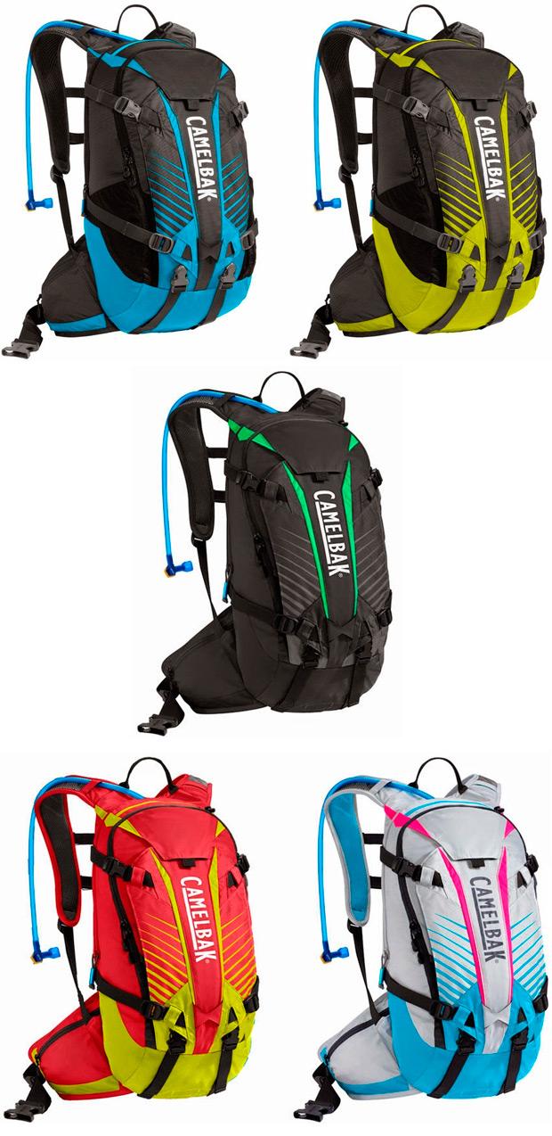 Camelbak Kudu, una nueva gama de mochilas de hidratación para la temporada 2015