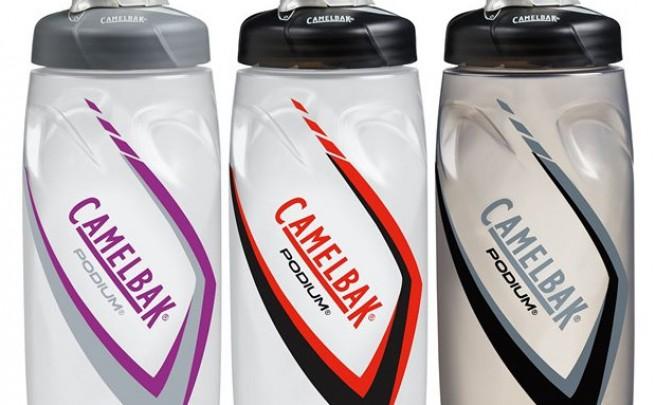 Los nuevos bidones de hidratación Camelbak Podium de 2014