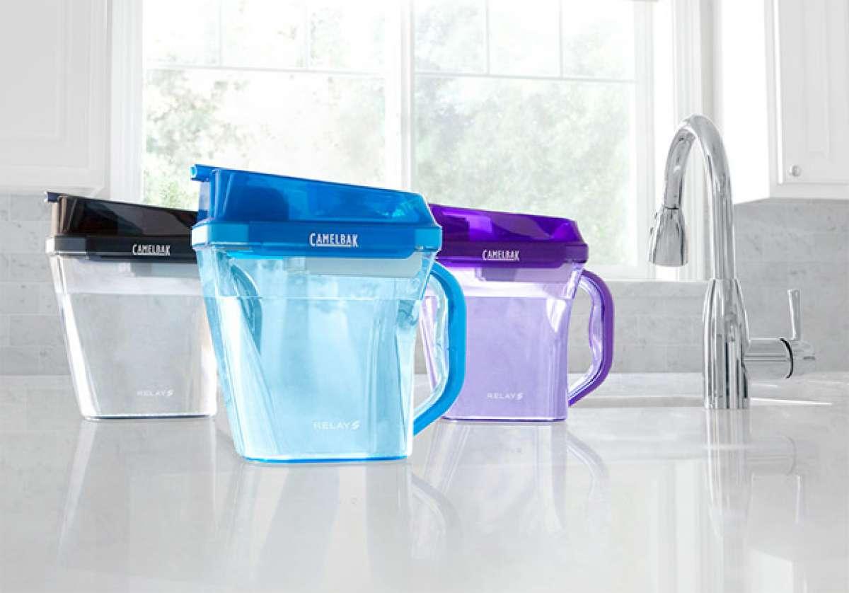 Camelbak Relay: La tecnología más avanzada de hidratación en nuestro propio hogar