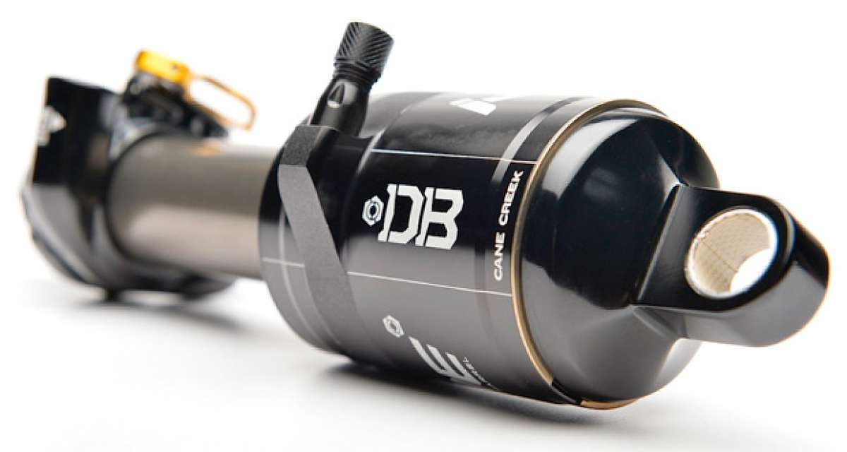 Cane Creek DB Inline: La tecnología Twin Tube de Cane Creek en un nuevo y compacto amortiguador