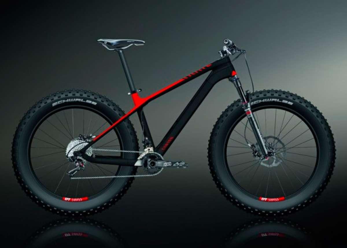"""Canyon Dude: La primera """"ruedas gordas"""" de Canyon ya es una realidad"""