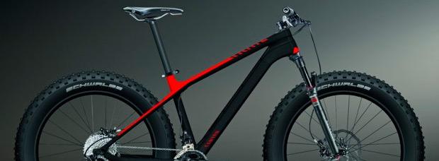Canyon Dude: La primera 'ruedas gordas' de Canyon ya es una realidad