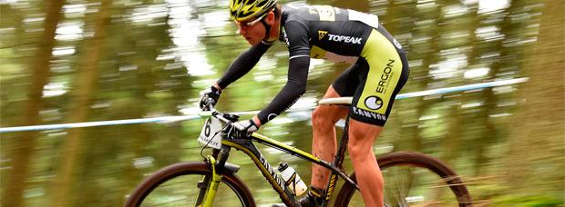 La réplica de la equipación Topeak-Ergon Racing Team, ya disponible en Canyon