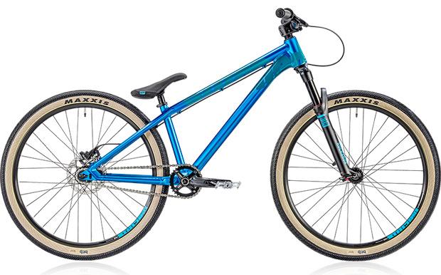 Canyon Stitched 2015: La bicicleta ideal para los malabaristas urbanos