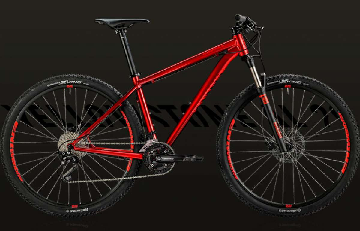 Canyon Yellowstone 2015: La compañera perfecta para iniciarnos en el Mountain Bike