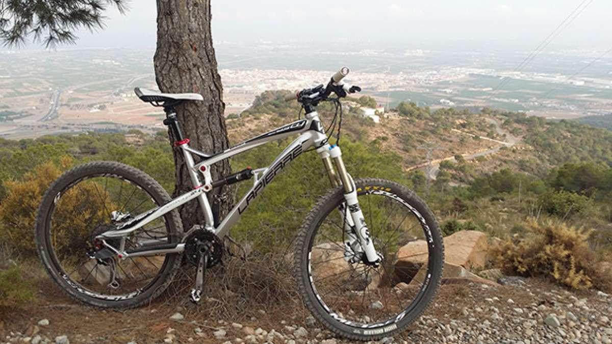 La foto del día en TodoMountainBike: 'El Monte Picayo'