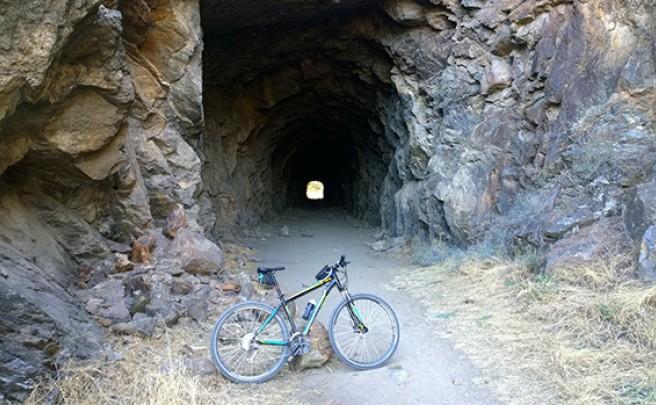 La foto del día en TodoMountainBike: 'Vía Verde de Alberche'