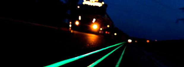 Carreteras con iluminación autónoma en Holanda. ¿El futuro de la seguridad vial?