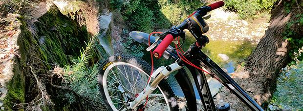 La foto del día en TodoMountainBike: 'Cascada de Añes'