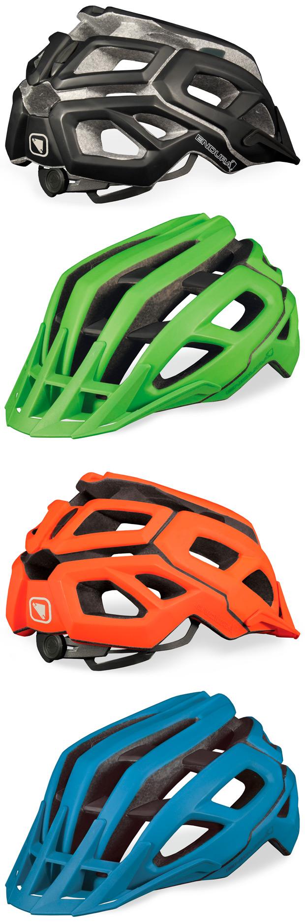 Nuevo casco Endura Singletrack