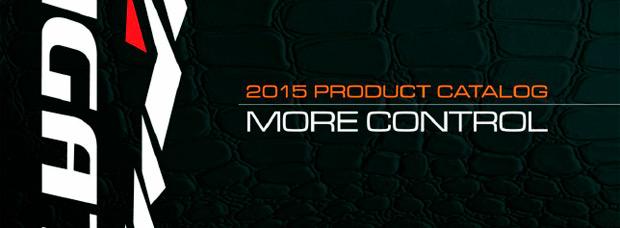 Catálogo de Alligator 2015. Toda la gama de productos Alligator para la temporada 2015