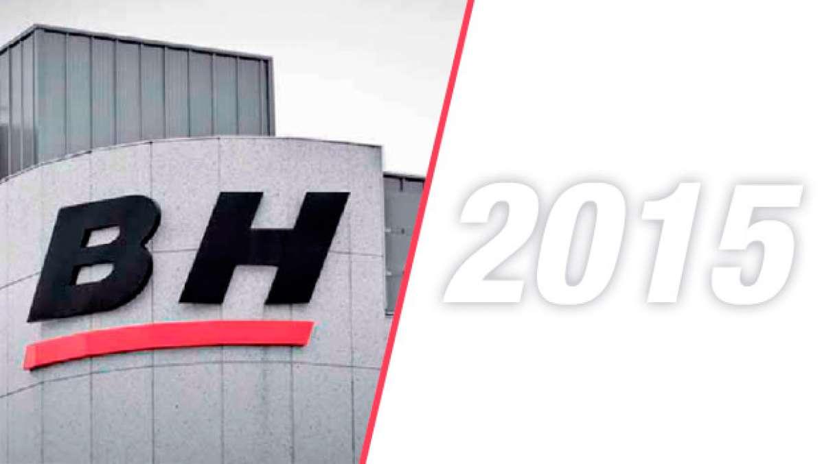 Catálogo de BH 2015. Toda la gama de bicicletas BH para la temporada 2015
