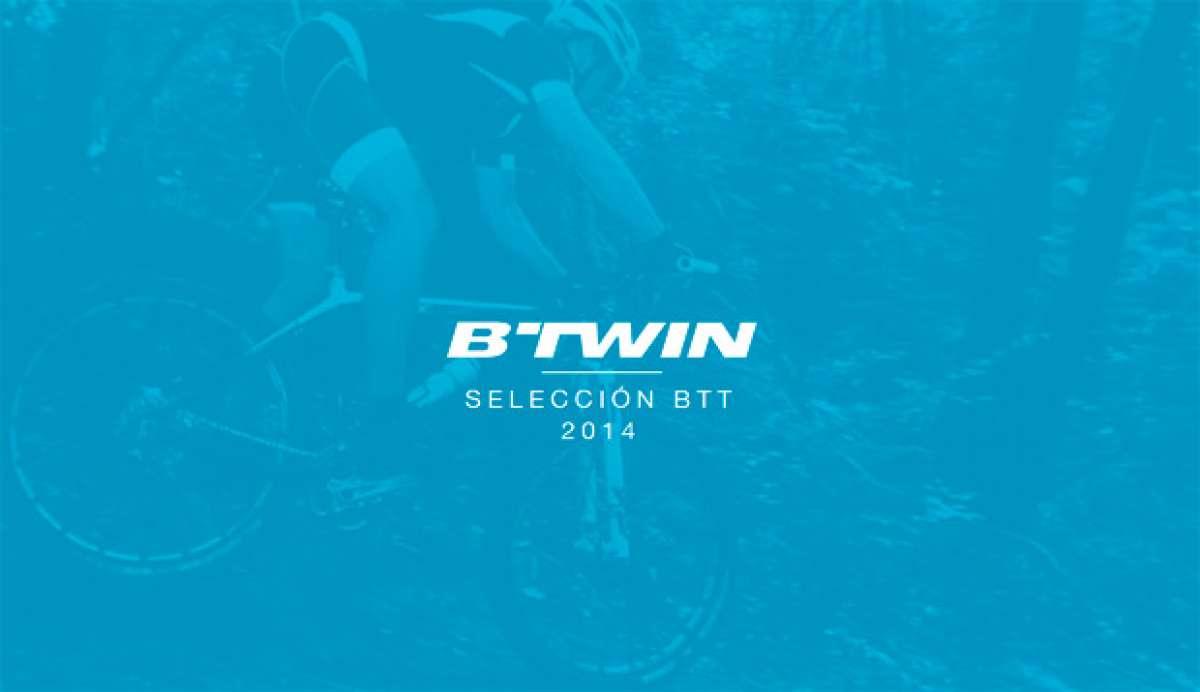 Catálogo de B'Twin 2014. Toda la gama de bicicletas B'Twin para la temporada 2014