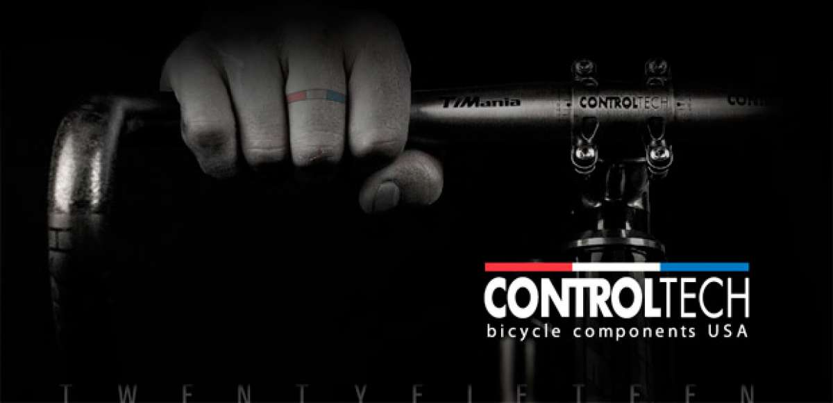 Catálogo de Controltech 2015. Toda la gama de componentes de Controltech para la temporada 2015