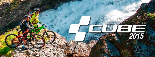 Catálogo de Cube 2015. Toda la gama de bicicletas Cube para la temporada 2015