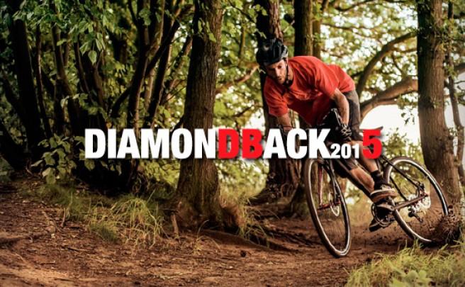 Catálogo de Diamond Back 2015. Toda la gama de bicicletas Diamond Back para la temporada 2015