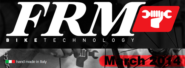 Catálogo de FRM 2014. Toda la gama de productos FRM para la temporada 2014