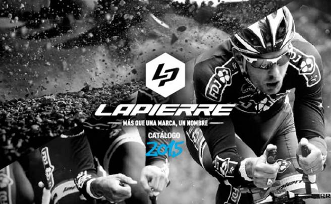 Catálogo de Lapierre 2015. Toda la gama de bicicletas Lapierre para la temporada 2015