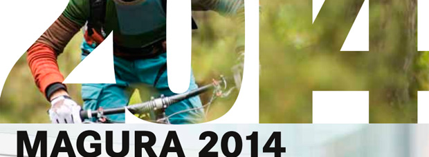 Catálogo de Magura 2014. Toda la gama de componentes Magura para la temporada 2014