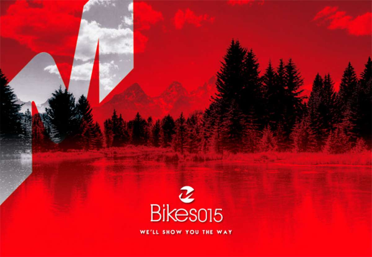 Catálogo de Massi 2015. Toda la gama de bicicletas Massi para la temporada 2015